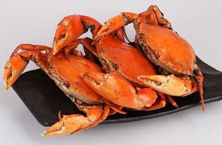 吃青蟹出现过敏现象,应如何处理