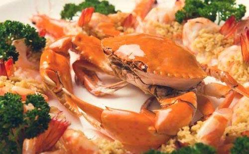 吃三门青蟹对身体的好处有什么功效与作用