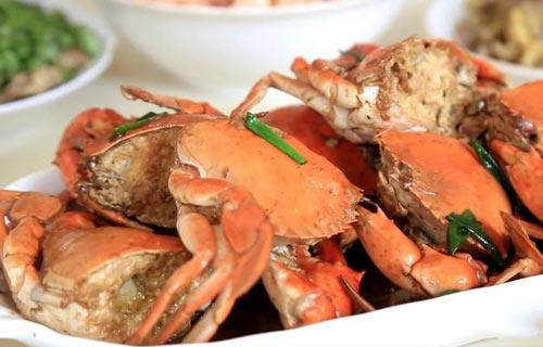 冬天吃三门青蟹有什么好处怎么做好吃?