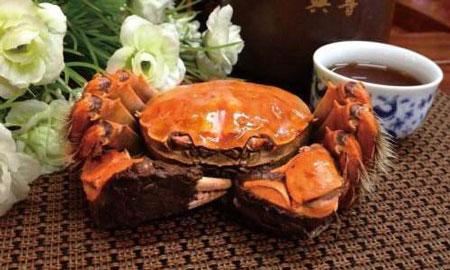 喝茶是不可以吃青蟹,你知道吗?
