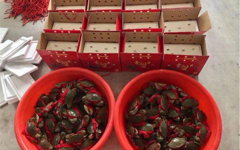 三门青蟹的价格多少钱一斤有什么营养价值?