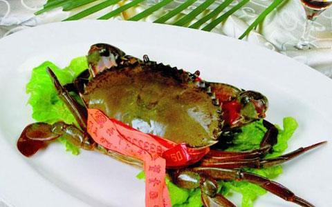 青蟹的营养价值