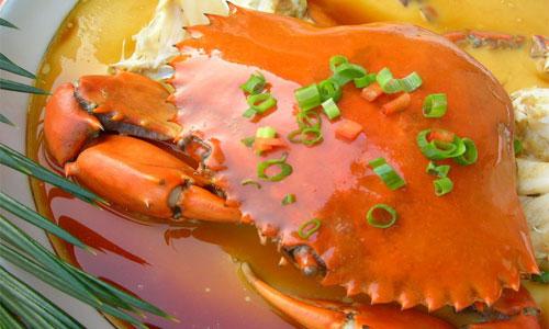 吃三门青蟹有什么样的好处营养价值及功效有哪些?