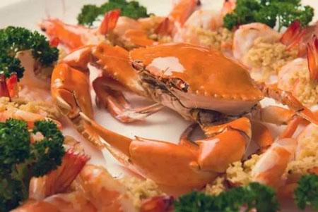 青蟹的几种做法,你喜欢那种?